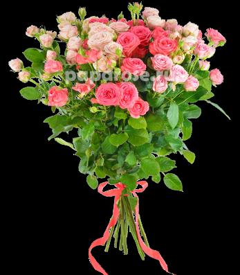 Букет из роз Нежность